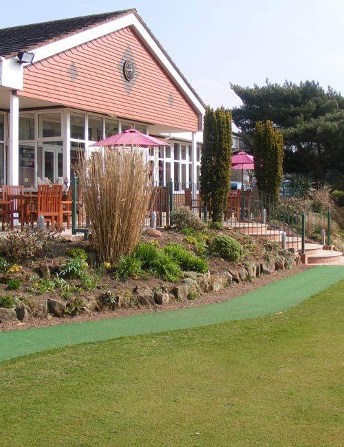 Golf Pathway Grass