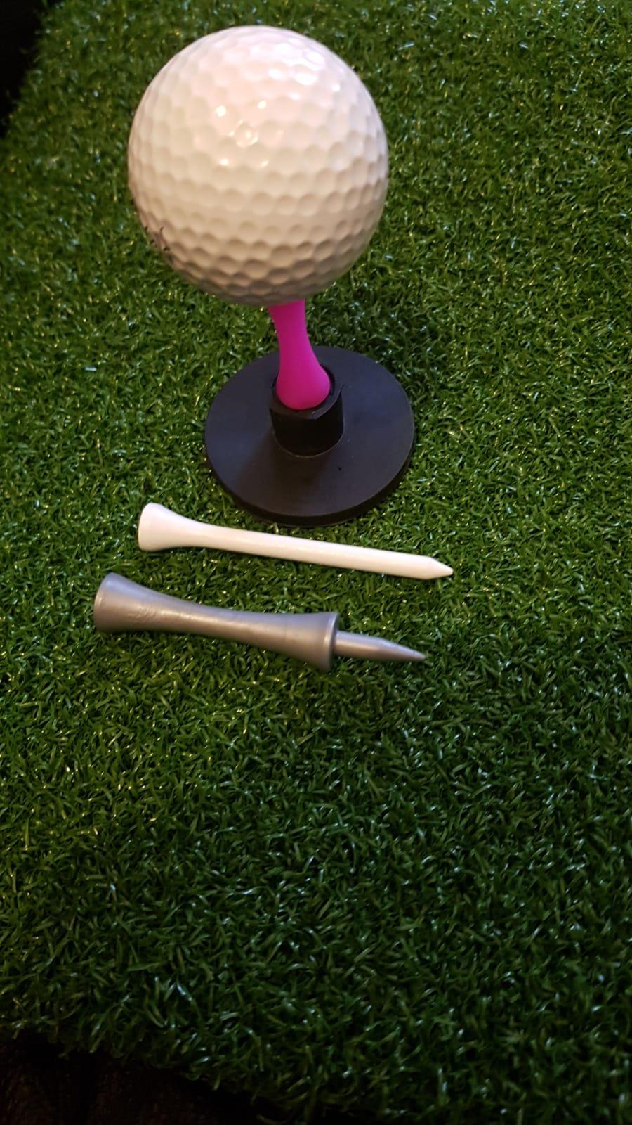 Golf Tee Holder